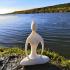 Yoga / Zen Sculpture image