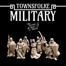 Townsfolke: Military