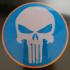 Punisher coaster image