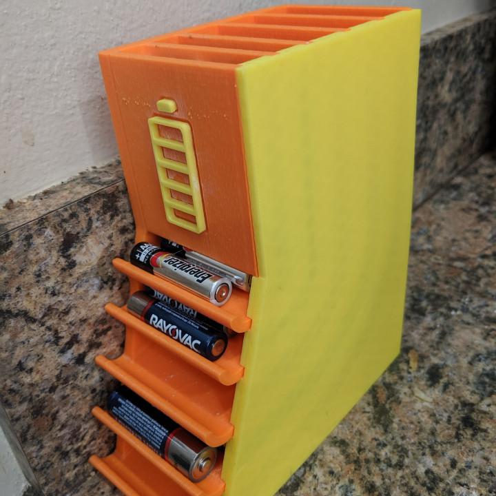 Battery Organizer 2