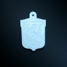 Picture of print of FC Twente keychain This print has been uploaded by Li Wei Bing