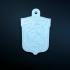 FC Twente keychain print image
