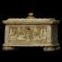 Casket with mythological scenes image