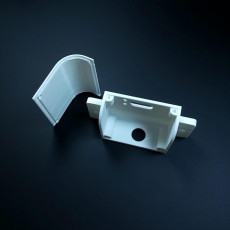 Picture of print of Killswitch 3030 extrusion mount