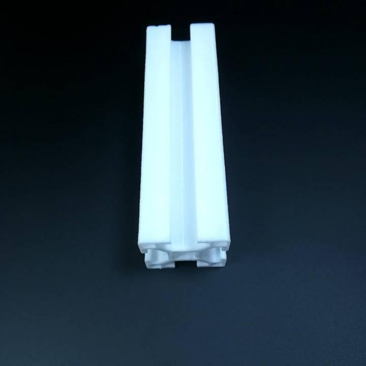 3030 aluminium t-slot b-type extrusion