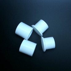 Picture of print of Trinus Magnet Dampeners - Metric magnets