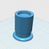 Trinus Magnet Dampeners - Metric magnets image