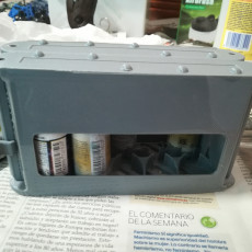 Picture of print of COCOLOR - ingenious solution for your acrylic colors