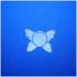 Amazon Echo Dot Butterfly image