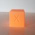 Calibration cube 25mm image