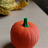 Dual Extrusion Pumpkin from 3D Scan image