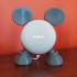 Google Home Mini Mickey print image