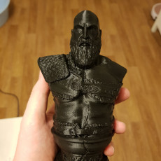 Picture of print of Kratos - (V2 Support Free Edition) This print has been uploaded by Sly Fox