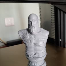 Picture of print of Kratos - (V2 Support Free Edition)