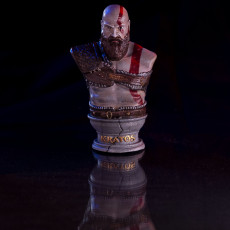 Picture of print of Kratos - (V2 Support Free Edition) This print has been uploaded by Mark Rhodes