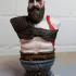 Kratos - (V2 Support Free Edition) print image