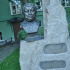 Bust of Rasul Gamzamov image
