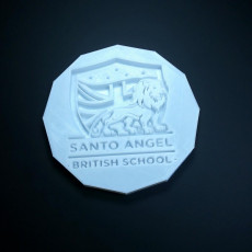 Picture of print of Escudo British This print has been uploaded by Li WEI Bing