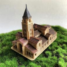 San Pedro Church - Gijon, Spain
