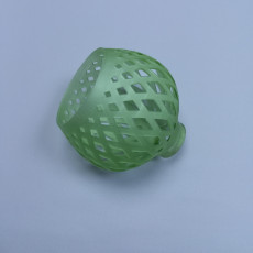 Picture of print of Ikea lamp