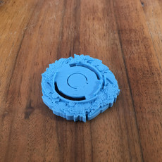 Picture of print of Copy of beyblade longinus, burst capatible