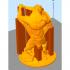 The Lizard Warrior image