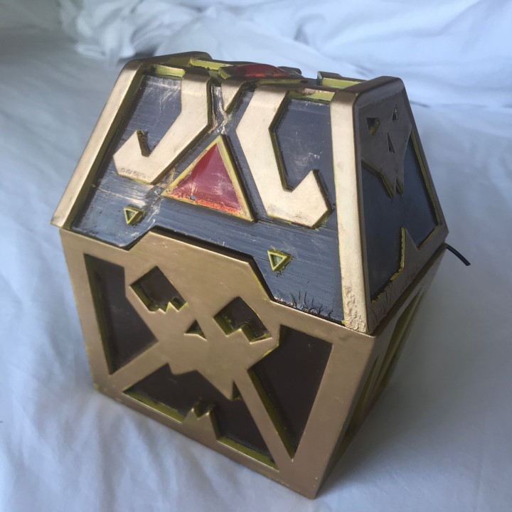 Sea of Thieves Captain's Chest