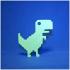 Offline dinosaur image
