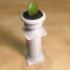 Roman Column Vase, Pot image