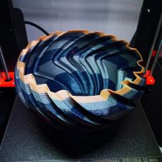 Rudimental bowl