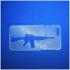 assault rifle iphone 6 case image