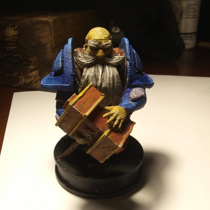 Dwarf Figure