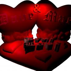 Custom Personalized Valentine