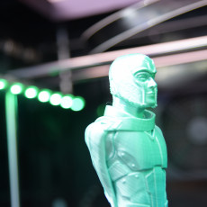 Picture of print of Magneto Bust - Xmen Days of future past