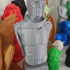 Magneto Bust - Xmen Days of future past print image