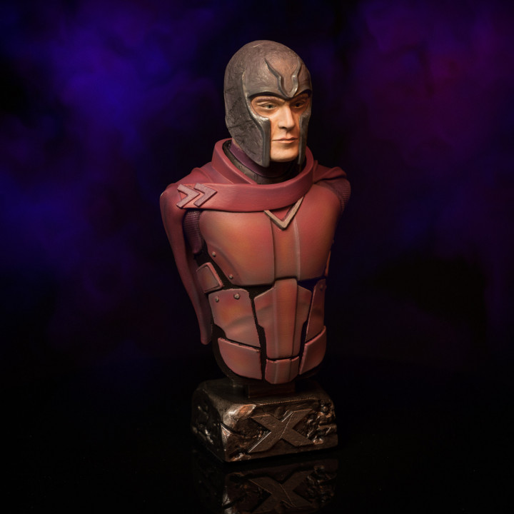 Magneto Bust - Xmen Days of future past