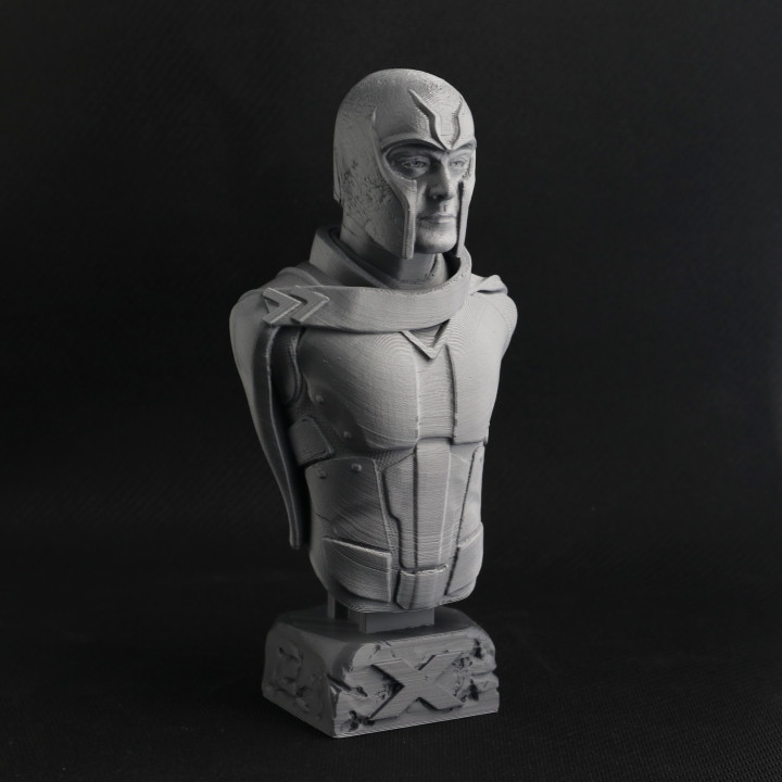 Magneto Bust - Xmen Days of future past
