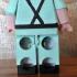 LEGO GIANT GUARDIA CIVIL CON TRICORNIO image