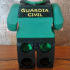 LEGO GIANT GUARDIA CIVIL FEMENINO image