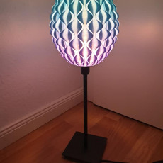 Picture of print of LAMP CRESTAS A