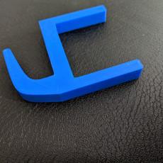 Ikea LACK table hook