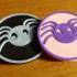Spider badge image