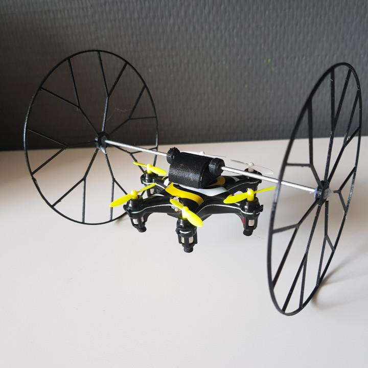Drone wheels