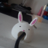 Bunny Computer Charger Holder image