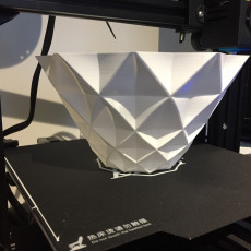 Picture of print of wide groove bowl