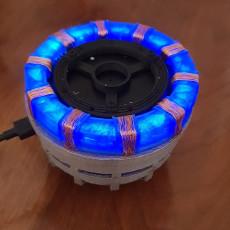 Alexa Arc Reactor (Amazon Echo dot)