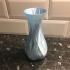 Crystal vase image