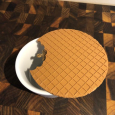 Picture of print of Stroopwafel