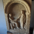 Funerary stele of Apollonios of Gaza image