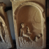 Funerary stele of Archagathos image